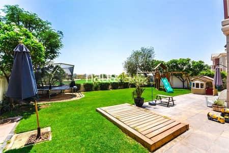 5 Bedroom Villa for Rent in Dubai Sports City, Dubai - Golf Course Views | Mid July | Esmerelda