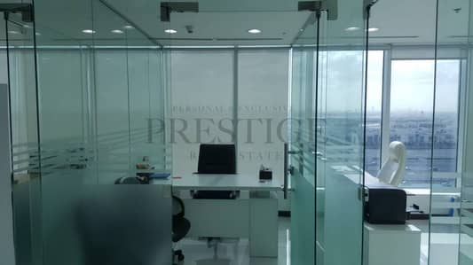 Fully Fitted | Rented | Business Bay