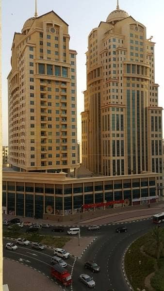 Large studio for sale in palace tower rented property