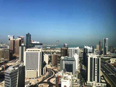 Office for Sale in Barsha Heights (Tecom), Dubai - Higher Floor Fited Office w/Full Sea View