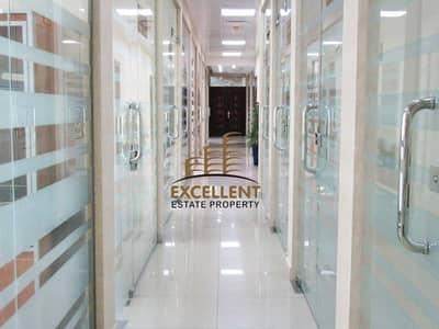 Magnificent Semi Furnished Office with Ready Tawtheeq in Corniche