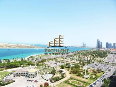 Fantastic Semi Furnished Office with a Sea View  in Corniche