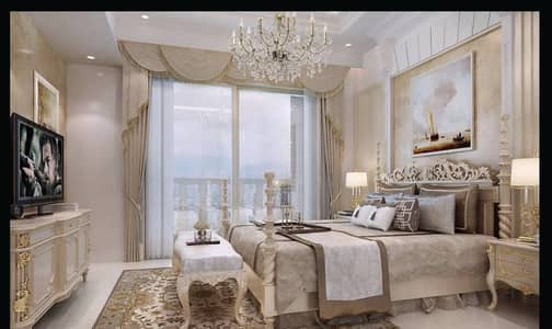 Ultra Luxurious Europian Style |  Buy & Get 75000 AED/ Y for 3 Yrs from the very first month of your booking !!!