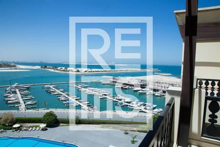 Stunning Sea View 1BR in the Marina Residences