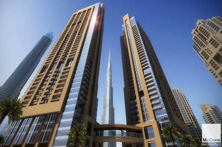 Re-Sale   Burj Khalifa View   High Floor