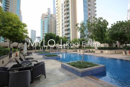 Huge Terrace Podium Villa in Residences