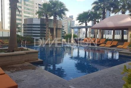 2BR with sea view in Capital Plaza Tower