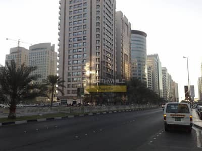 Stunning 3 BHK Apartment With Maid Room,Parking Available For Rent Located In Tower On Najda Street