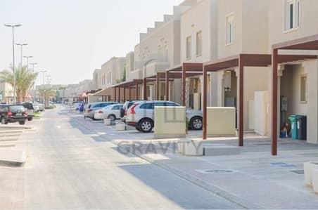 Appaling 2BR villa double row w/ garden in Desert Style
