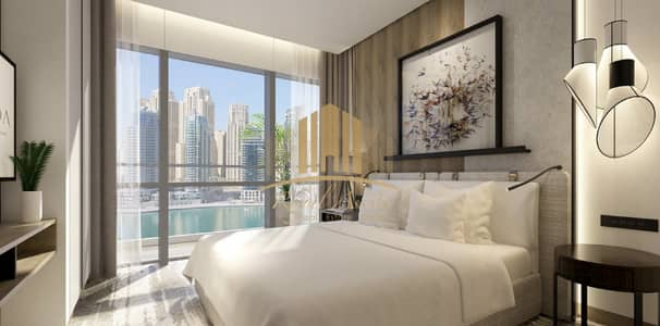2 Bedroom Apartment for Sale in Dubai Marina, Dubai - Water Front 2BR Apartment For Sale