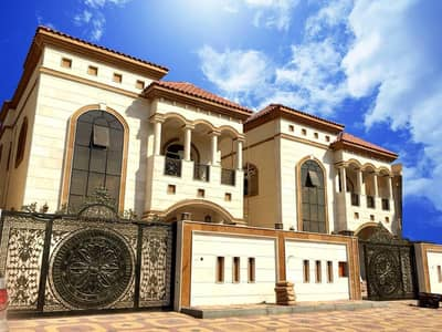 villa for sale in ajman very good location
