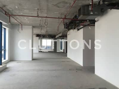 Shell & core office available in Jumeirah Bay X3