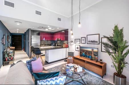 Largest Studio | Fully Furnished | Low Floor