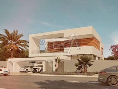 Ear Big ROI!!! Amazing Deal!!! Brand New 5 Bed Villa! West Yas Off plan