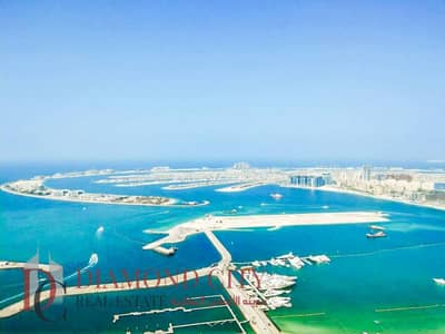 Furnished 2BR | Full Sea View | Princess Tower
