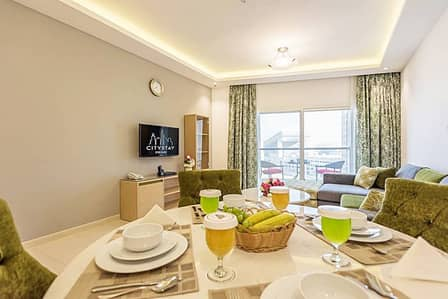Luxury 1 Bedroom in Hotel Apartments fully furnished - No Commission