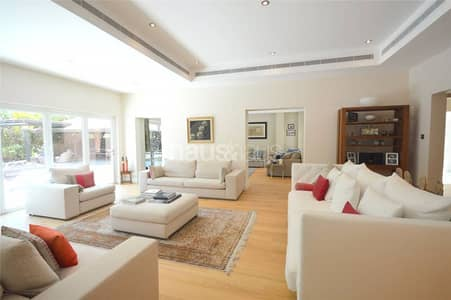 7 Bedroom Villa for Sale in Arabian Ranches, Dubai - Immaculate upgraded extended villa | VOT