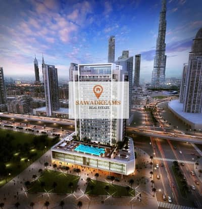 RAMADAN OFFER Fully furnished Residences! Heart of Dubai!Next to Dubai Canal!