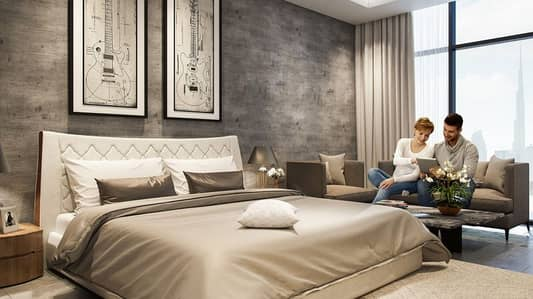 """Chiller Free Studio in the Heart of Dubai"""
