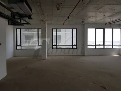 Shell and Core 2993 sqft  Office for rent .