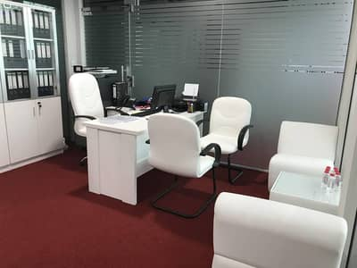 Office for Rent in Al Karama, Dubai - FREE DEWA