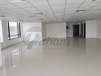 Office for Rent in Jumeirah Village Circle (JVC), Dubai - Ready to move in 3323 sqft office for rent..
