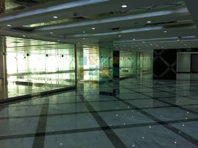 Brand new building spacious fitted office sizes
