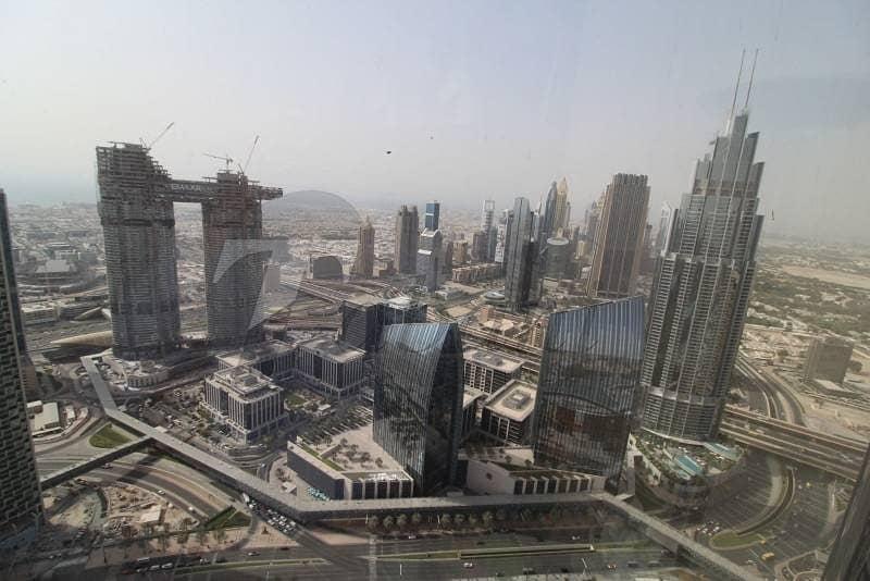 Unbeatable price above 60th floor
