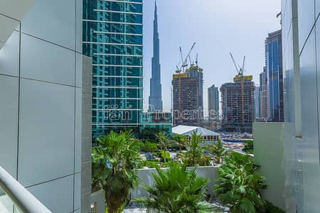 1 BR with lovely view in Executive Tower