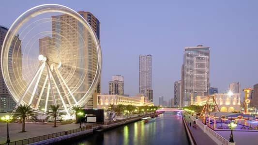 pay only 28.000 AED First Payment and own studio in New governmental Project in Sharjah