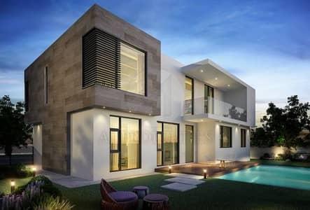 Own Corner Villa in Al suyoh7 in sharja , Zero service charge