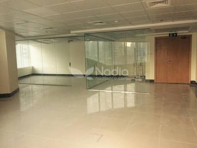 Fully Fitted Office with Glass Partition