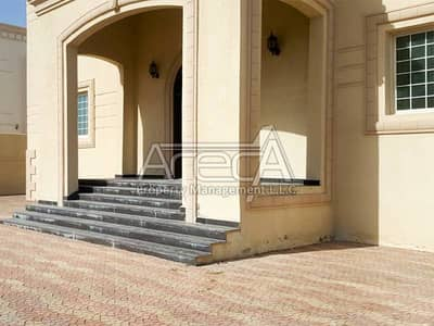 Family Oriented Villa!!! Spacious 7 Bed in Khalifa City A