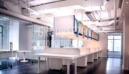Big fitted office with multiple parking spaces  Tecom Grosvenor tower