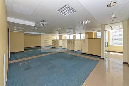 Spacious Office Space | Partitioned | Sea View