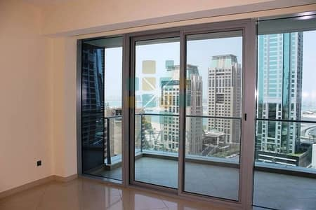 2 Bedroom Flat for Rent in Dubai Marina, Dubai - Un - furnished 2 Bedroom with Sea and Palm view TGR