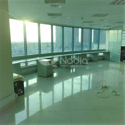 Fitted Office | Furnished in  XL Tower | Business Bay