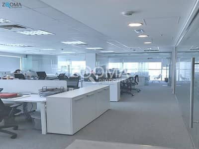 Floor for Sale in Jumeirah Lake Towers (JLT), Dubai - Office Floor | Vacant | Fully Fitted
