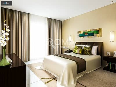 Floor for Sale in Jumeirah Village Circle (JVC), Dubai - Full Floor Fully Furnished | 80%Complete