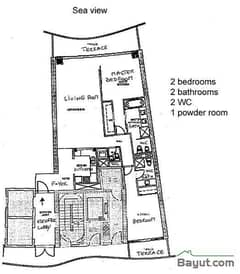 2 Bedroom Type C2