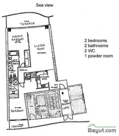 2 Bedroom Type D1