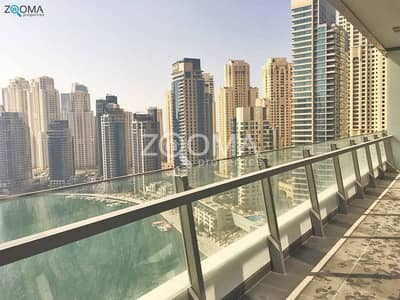 3BR Apt | Fully Furnished | Marina View