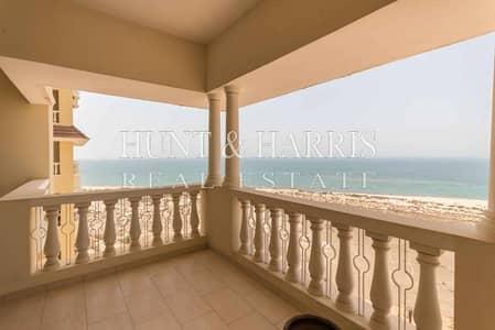 Lovely Full Sea View - Al Hamra Village - Royal Breeze 3