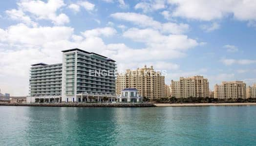 Lovely sea view | 1 BR | Azure Residence