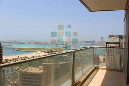 2 Bedroom Apartment for Sale in Dubai Marina, Dubai - Mesmerizing views of Ain Dubai