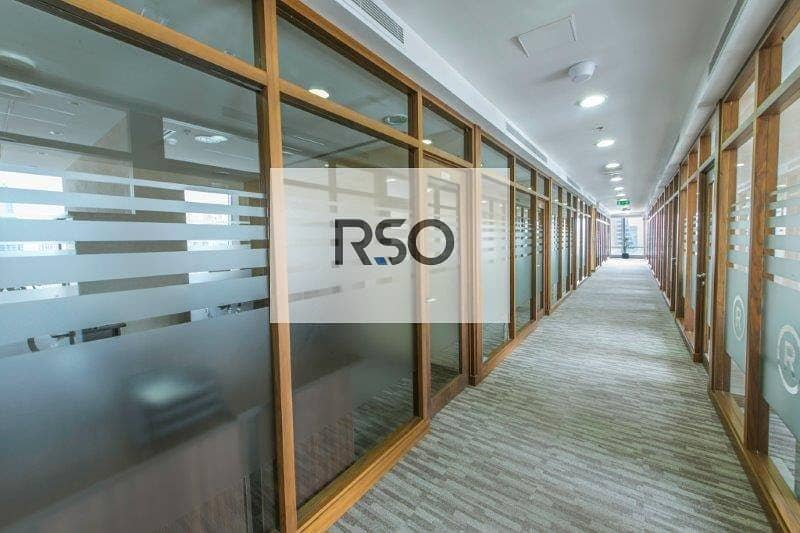 Ready to move in units - fully furnished and serviced office space - no commission