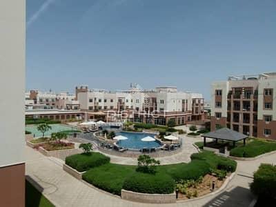 Pool View 1BR Corner Unit in Al Ghadeer