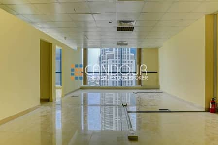Office for Sale in Jumeirah Lake Towers (JLT), Dubai - Fitted Office | Lake View | High Floor | Jumeirah Bay Tower
