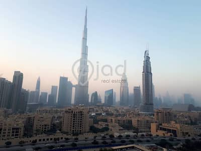 3 Bedroom Flat for Rent in Downtown Dubai, Dubai - 3 BR| Fully Furnished | Burj Khalifa View |