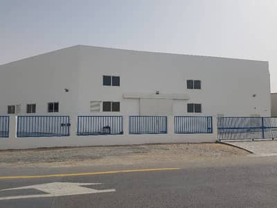 Warehouse for Rent in Dubai Investment Park (DIP), Dubai - Stand alone with 700 Kw, in perfect location